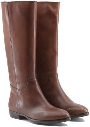 Made in Italia Agnostina Leather Boot