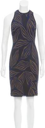 Jason Wu Patterned Sleeveless Dress