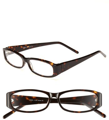 A. J. Morgan A.J. Morgan 'Clippers' Reading Glasses (Online Only) Tortoise 1