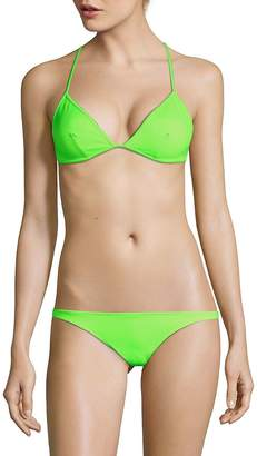 Melissa Odabash Women's Two-Piece Cross Back Bikini