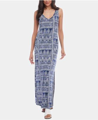 Karen Kane Alana Printed Maxi Dress