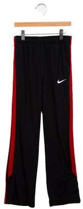 Nike Boys' Striped Track Pants