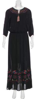 The Great Embroidered Maxi Dress w/ Tags
