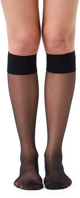Spanx Sheer Hi-Knee Stockings