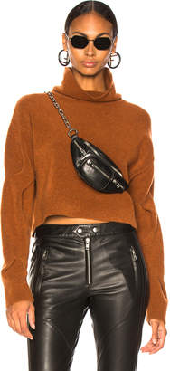 Alexander Wang Chunky Cropped Sweater