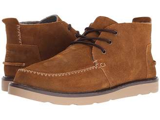 Toms Chukka Boot Men's Lace-up Boots