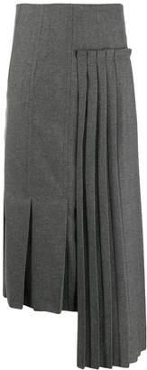 Marni deconstructed skirt
