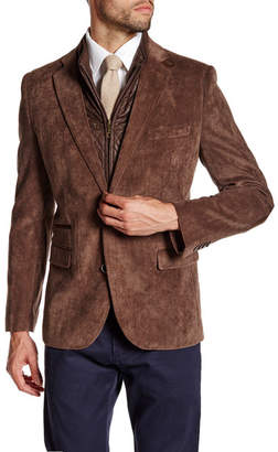 English Laundry Trim Fit Micro-Cord Systems Blazer $395 thestylecure.com