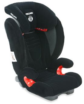 Recaro ProBooster High Back Booster Seat - Midnight