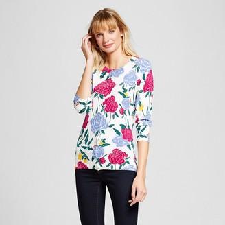 Merona Women's Floral Favorite Cardigan $22.99 thestylecure.com