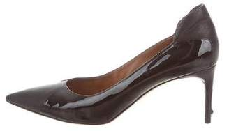 Reed Krakoff Patent Leather Pointed-Toe Pumps
