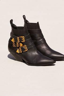ras Echo Western Boot
