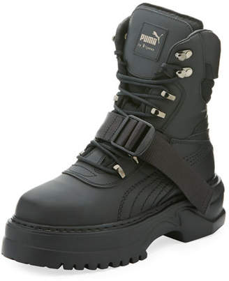 FENTY PUMA by Rihanna Leather Winter Boot