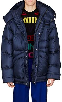 Givenchy Men's Hooded Ripstop Coat