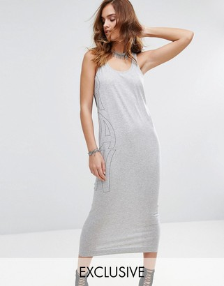 G-Star G Star Be Raw Jersey Tank Dress $61 thestylecure.com