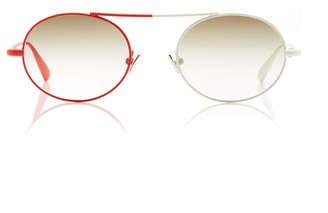 Morgenthal Frederics Monse x Nina Sunglasses