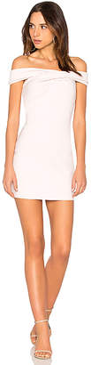 Bec & Bridge BEC&BRIDGE Jazz Club Off The Shoulder Dress
