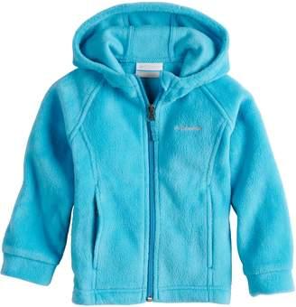 Columbia Baby Girl Three Lakes Fleece Hoodie Jacket