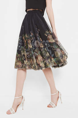 Ted Baker Floral Full Skirt