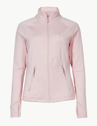 M&S CollectionMarks and Spencer Scuba Fleece Jacket