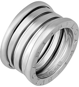 Bulgari Heritage  18K B.Zero 1 4 Band Ring