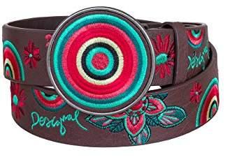 Desigual Women's Belt - Red