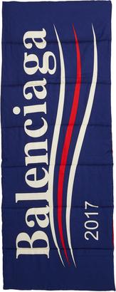 Bernie silk-blend scarf