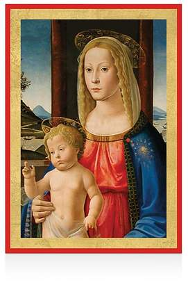 Caspari Madonna and Child Christmas Cards, Box of 16