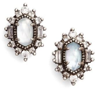 Women's Kendra Scott Kaia Stud Earrings $80 thestylecure.com