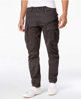 G Star Men's Rovic 3D Slim-Fit Tapered Cargo Pants