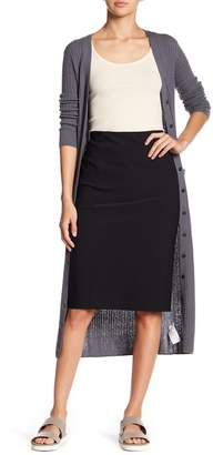 Vince Solid Pencil Skirt
