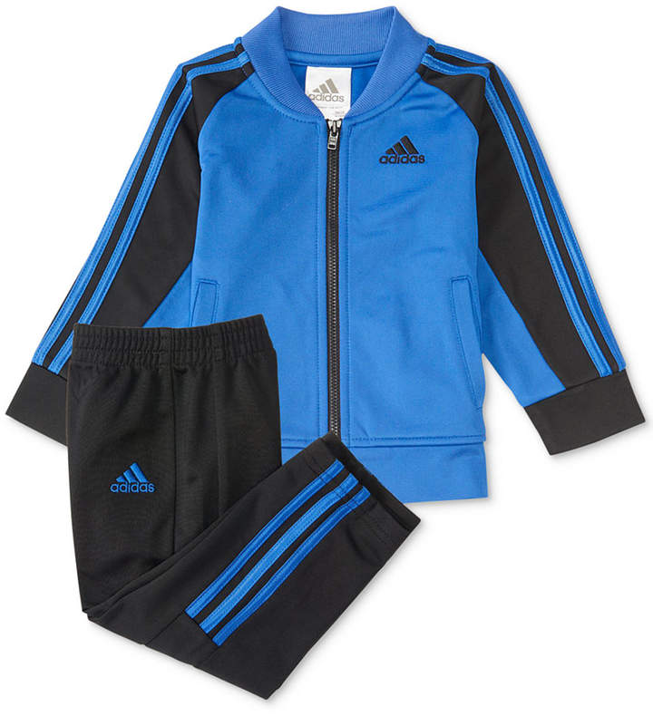 2-Pc. Short Stop Jacket & Pants Set, Little Boys