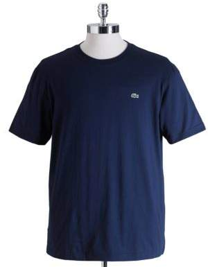 Lacoste Cotton Crewneck Tee