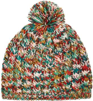 Missoni Knitted Pom Pom Hat