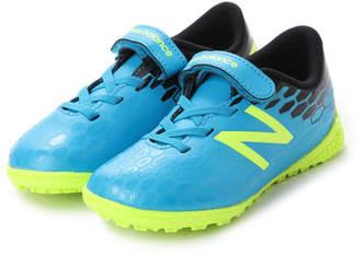 New Balance (ニュー バランス) - ニューバランス new balance ジュニア サッカー トレーニングシューズ ビザロ ベルクロターフ ジュニア JSVVT