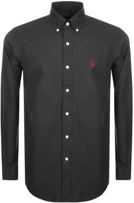 Ralph Lauren Long Sleeved Shirt Black
