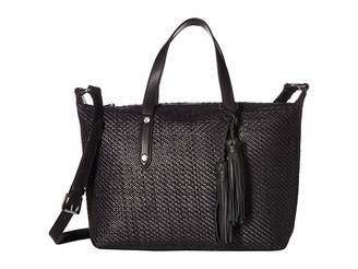 Tommy Bahama Grenadine Satchel Satchel Handbags