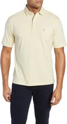 johnnie-O Cliffs Regular Fit Stripe Polo