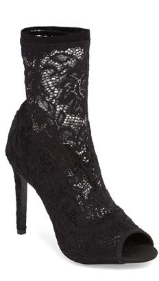 Charles by Charles David Imaginary Lace Sock Bootie