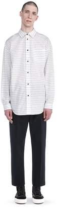 Alexander Wang Pin-Tuck Tailored Trousers