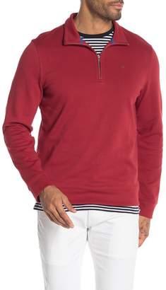 Calvin Klein Long Sleeve Quarter Zip Jacket
