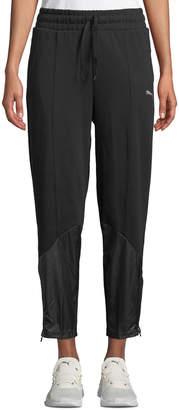Puma Transition Zip-Cuff Sweatpants