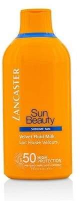 Lancaster NEW Sun Beauty Velvet Fluid Milk SPF50 400ml Womens Skin Care