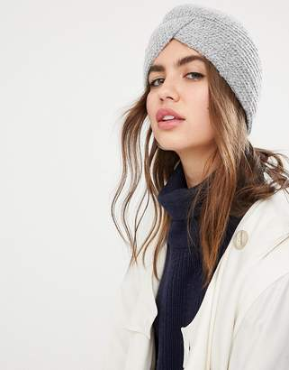 Pieces Rib Knitted Turban Hat