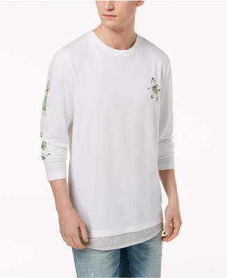 American Rag Men's Long Sleeve T-Shirt, Created for Macy's