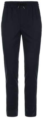 Sandro Cotton Drawstring Trousers