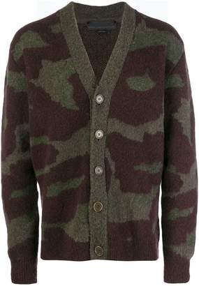 Stella McCartney camouflage cardigan