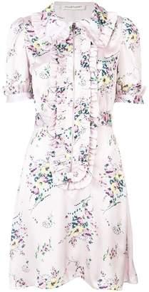 Jill Stuart Maia printed shirt dress