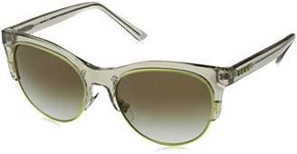 DKNY Women's 0dy4160 Round Sunglasses