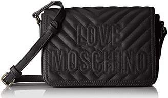 Love Moschino Borsa Quilted Pu, Women's Shoulder Bag,7x15x21 cm (B x H T)